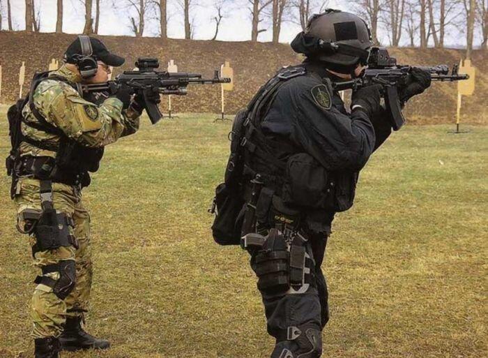 Физические требования и нормативы к бойцам спецназа ФСБ (7 фото)
