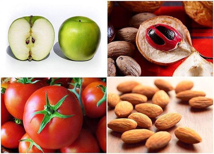 Ядовитые фрукты и овощи, которые мы употребляем каждый день (10 фото)