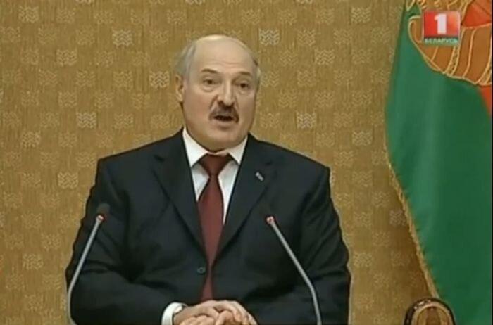 Внимание, говорит Лукашенко! (1 видео)