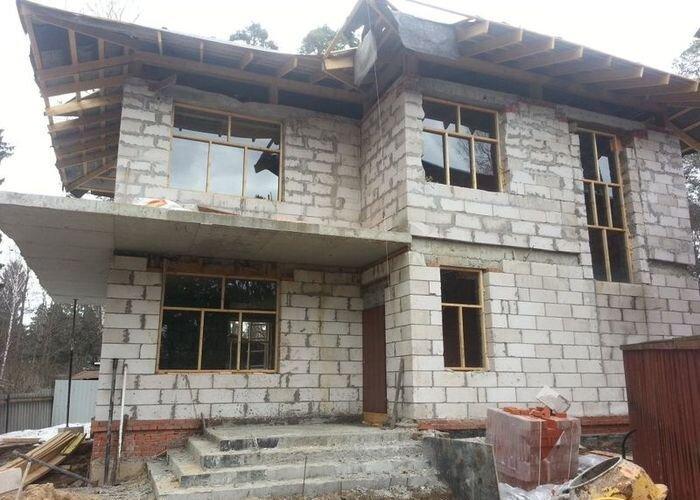 Как не надо строить дома (50 фото)