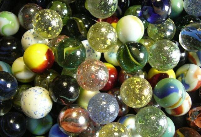 Загадка из детства: зачем все-таки стеклянные шарики (3 фото + текст)