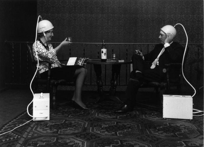 Интересные изобретения 60-х годов (12 фото)