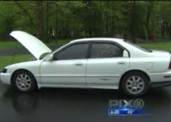 У учителя школы угнали машину, а когда нашли она оказалась затюненой