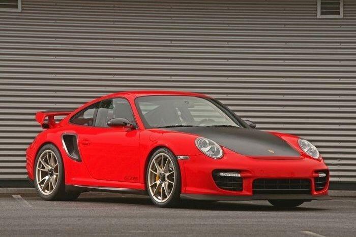 Самый быстрый из Porsche стал еще быстрее! (14 фото)