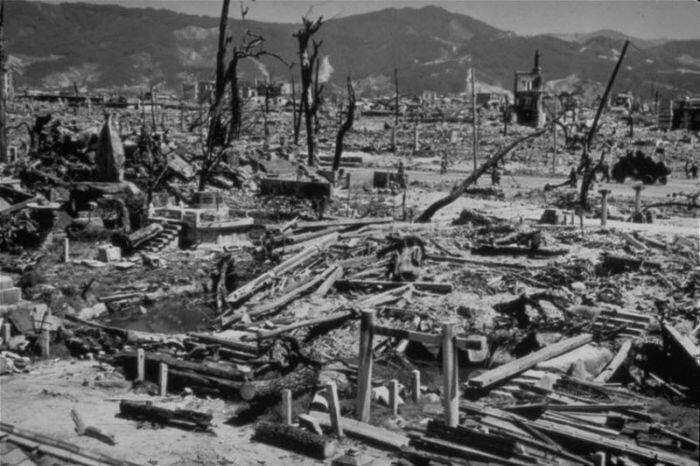 Хиросима и Нагасаки. Трагедия 1945 года (57 фото)