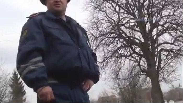 Общение с ГИБДД часть 326 (фото+видео)
