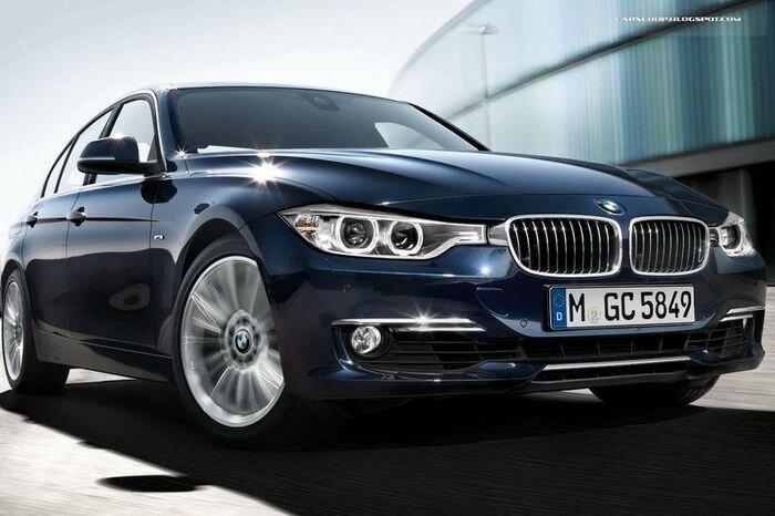 Новая BMW 3 серии в кузове F30 официально представлена в Мюнхене (160 фото+11 видео)