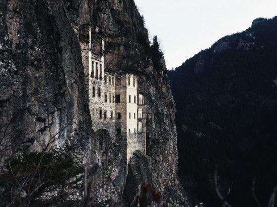 Монастырь Сумела (49 фото)