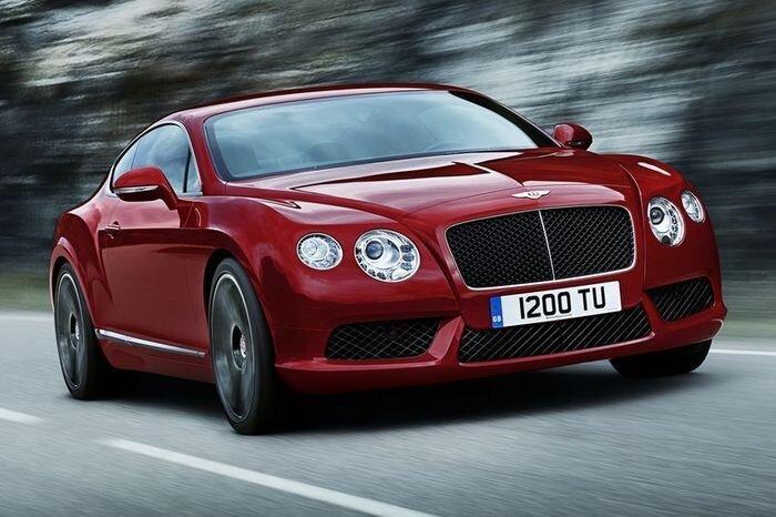 Bentley Continental получил новый мотор V8 с двумя турбинами (11 фото+видео)