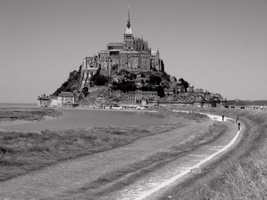 Mont Saint Michel (53 фото)