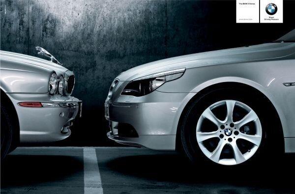 Рекламные войны автомобильных брендов (14 фото+7 видео)