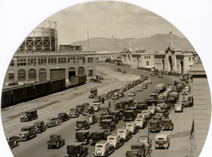 Old Vintage Photos of San Francisco