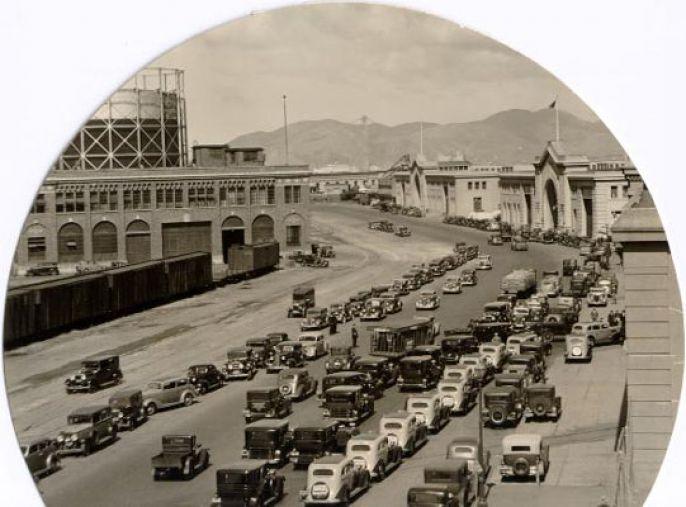 Old Vintage Photos of San Francisco от Veggie за 17 sep 2012