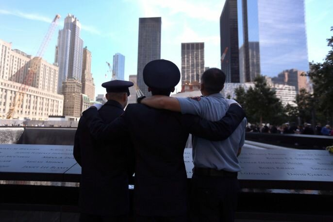 Looking Back on 9/11 Remembering Day