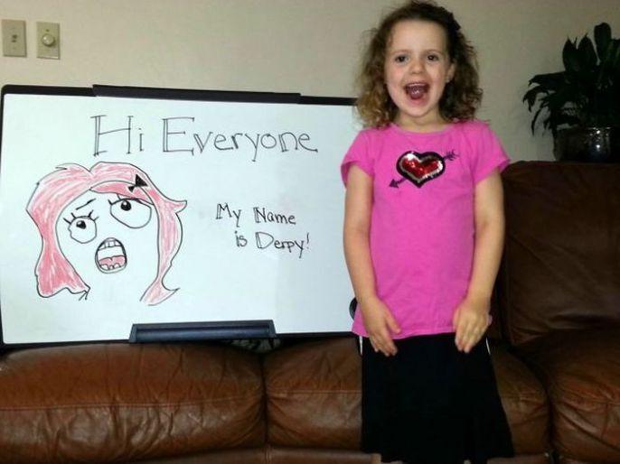 Little Girl Raises Money with Memes