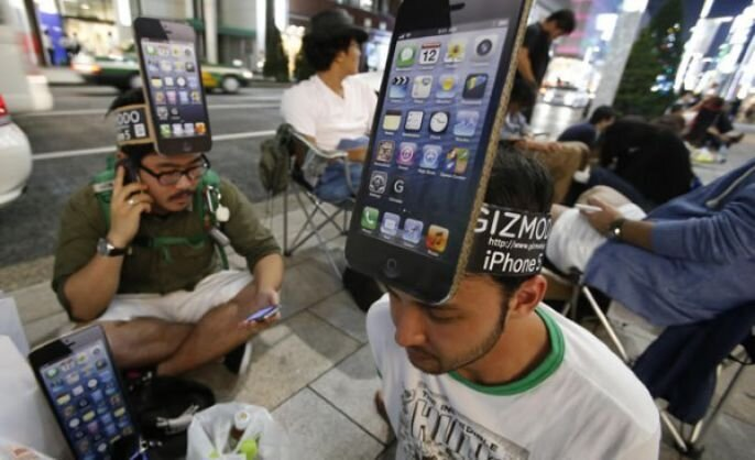 iPhone 5 Madness!!!