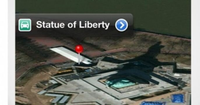 Awesome IPhone Map FAILS