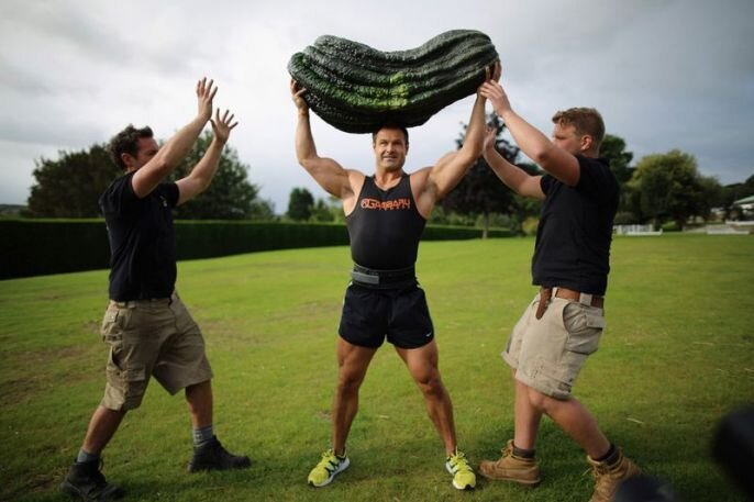 Extreme Giant Veggies! Wow