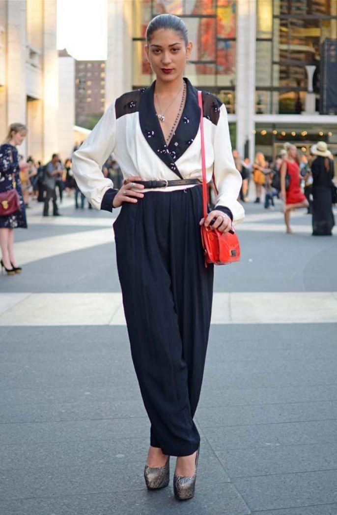 Fashion Week in New York, Odd New Trends