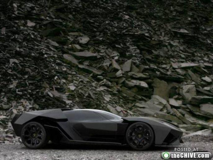 The Gorgeous Lamborghini Ankonian