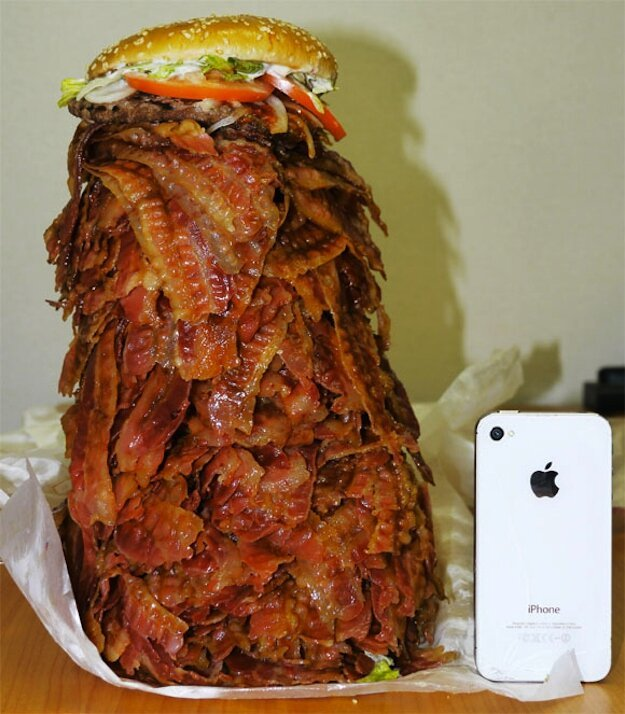 This Is Why We Can't Have Nice Things: BACON от Kaye за 25 sep 2012