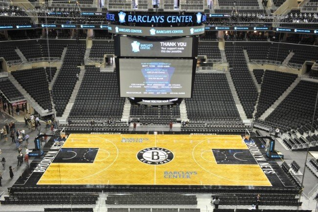 Brooklyn Now Boasts Barclays Center Stadium