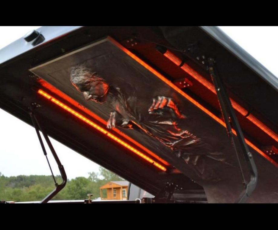 Star Wars: Harrison Ford Raptor truck от Veggie за 25 sep 2012