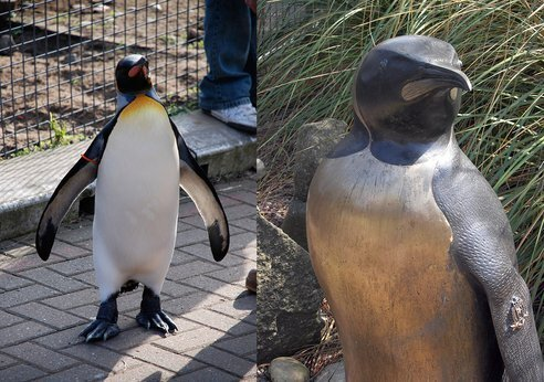 The Penguin who was Knighted and Made Colonel by the Norwegian Army от Veggie за 25 sep 2012