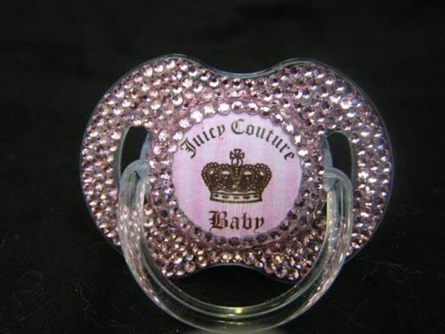 Baby Bling Pacifiers