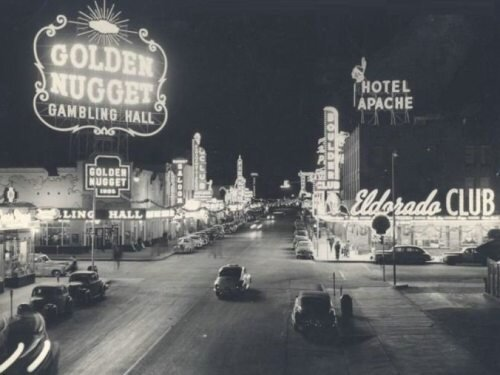 Vintage Photos of Las Vegas