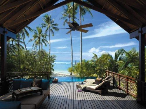 Beautiful Maldive Islands Resort