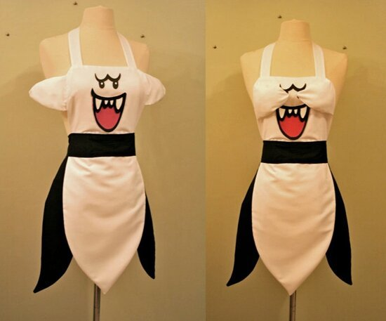 Aprons For The Domestic Gamer!