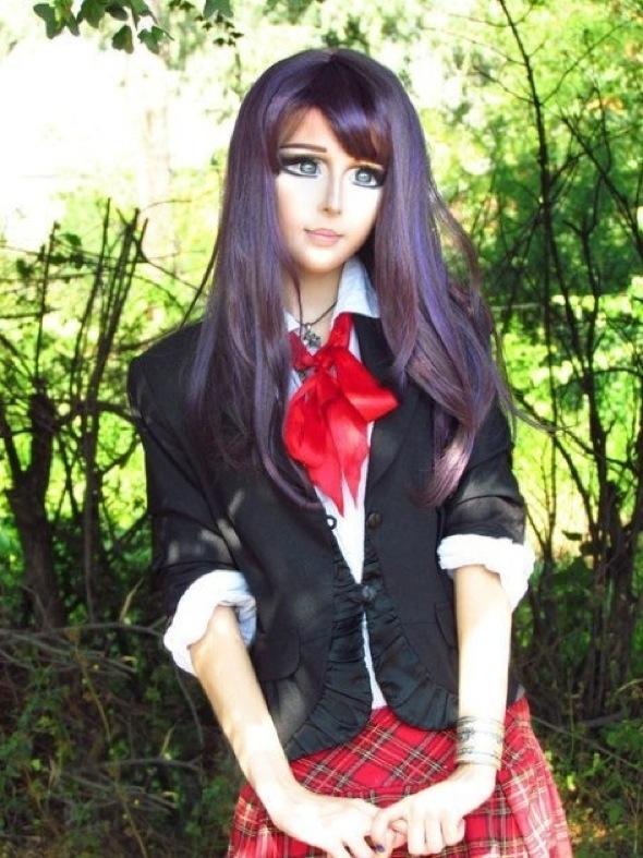 Anastasiya Shpagina, Anime IRL