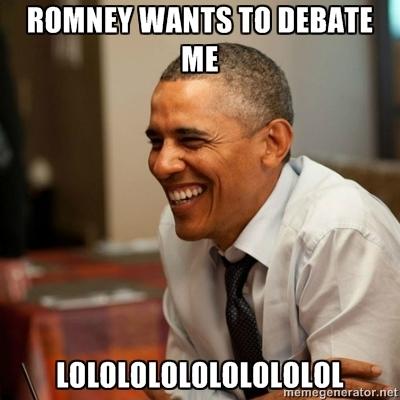 Debate Meme Roundup