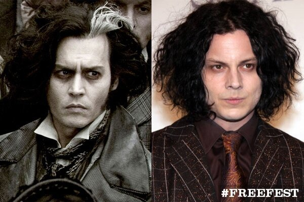 20 Celebrities And Their Musician Doppelgangers
