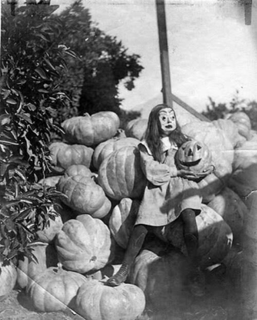 Creepy Halloween Photos
