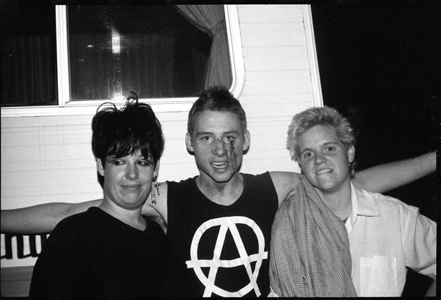 The '80s L.A. Hardcore Music Scene