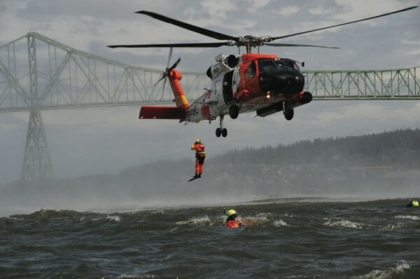 13 Awesome Things You Didn't Know About The Coast Guard от Veggie за 09 oct 2012