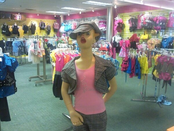 These Creepy Mannequins are the Things of Nightmares
