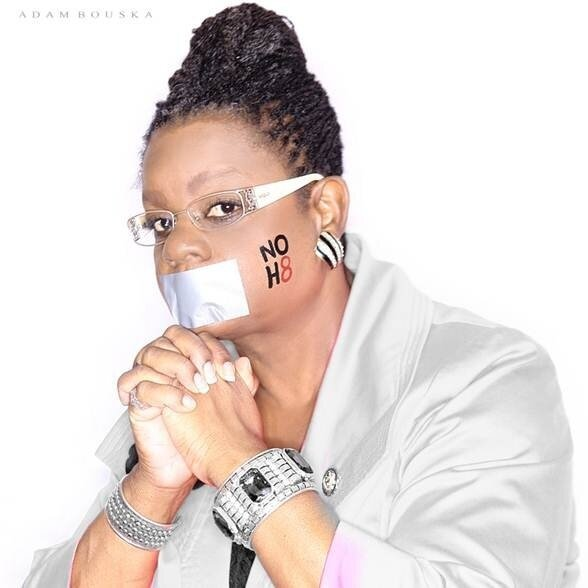 Democrats in Congress Pose for the NOH8 Campaign