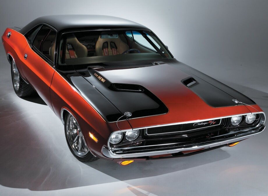 Muscle Cars that will make you DROOL