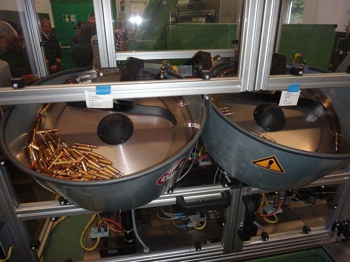 Equipment for Machine-Gun Belt Loading