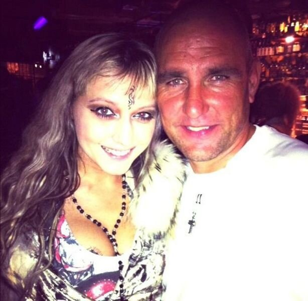 Vinnie Jones is Cheating on his Wife
