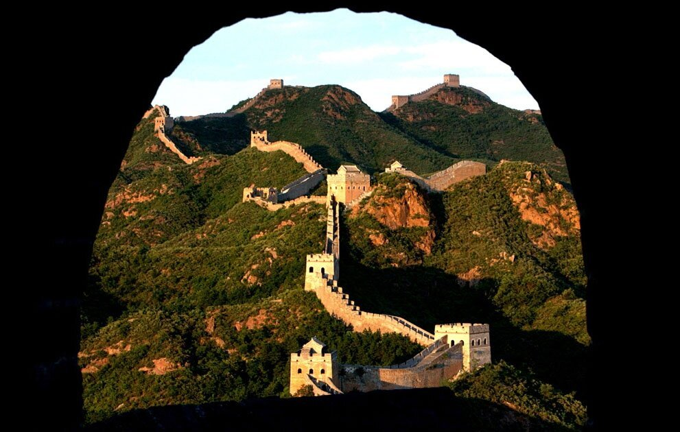 The Great Wall of China  от Veggie за 16 oct 2012