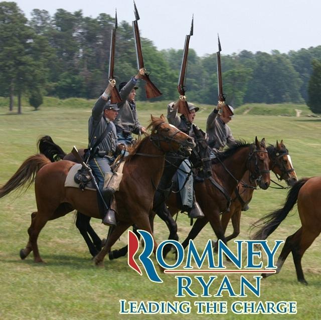 Horses and Bayonets!