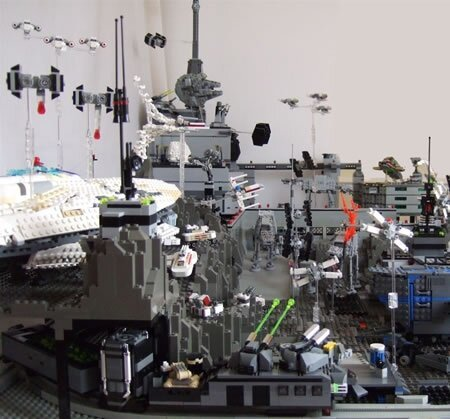 Incredible Lego Builds