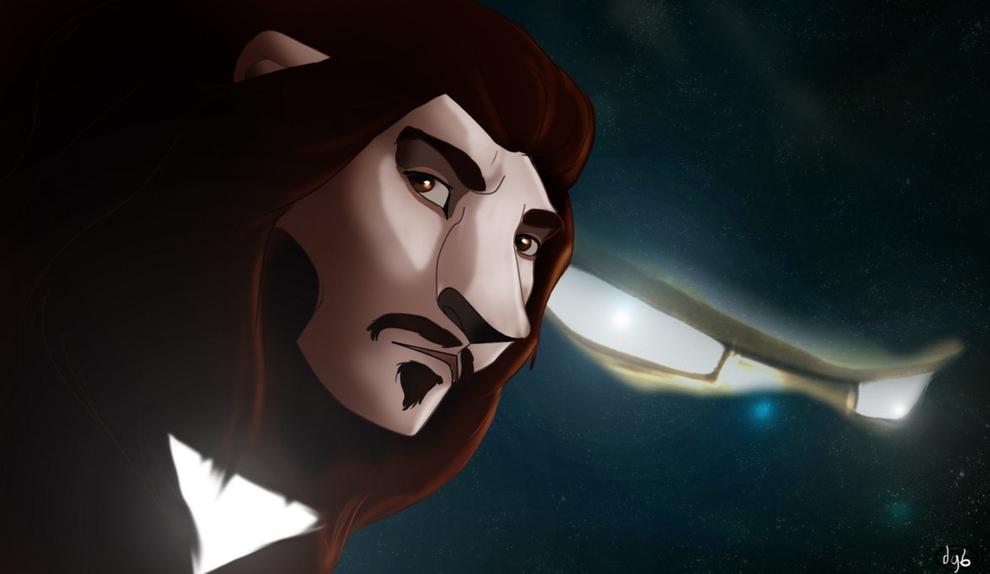 Lion!Avengers!