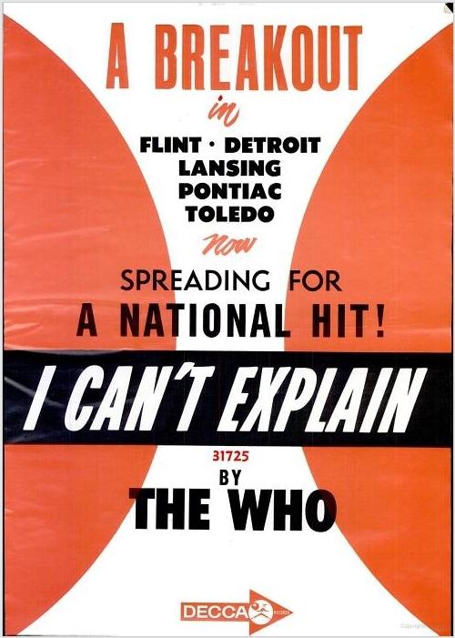 Vintage British Invasion Print Ads