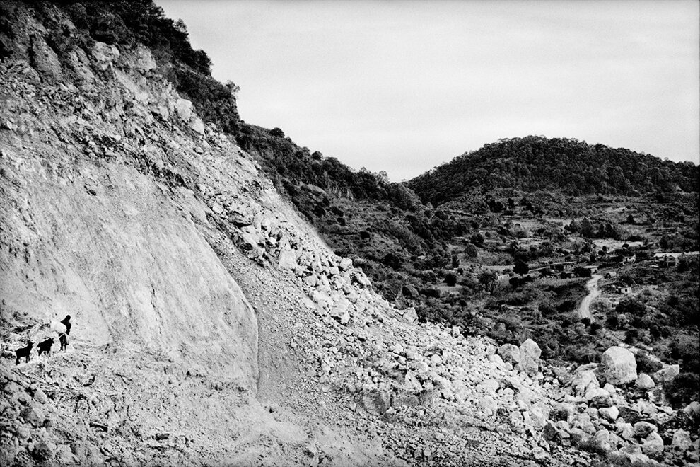 Mixteca Erosion
