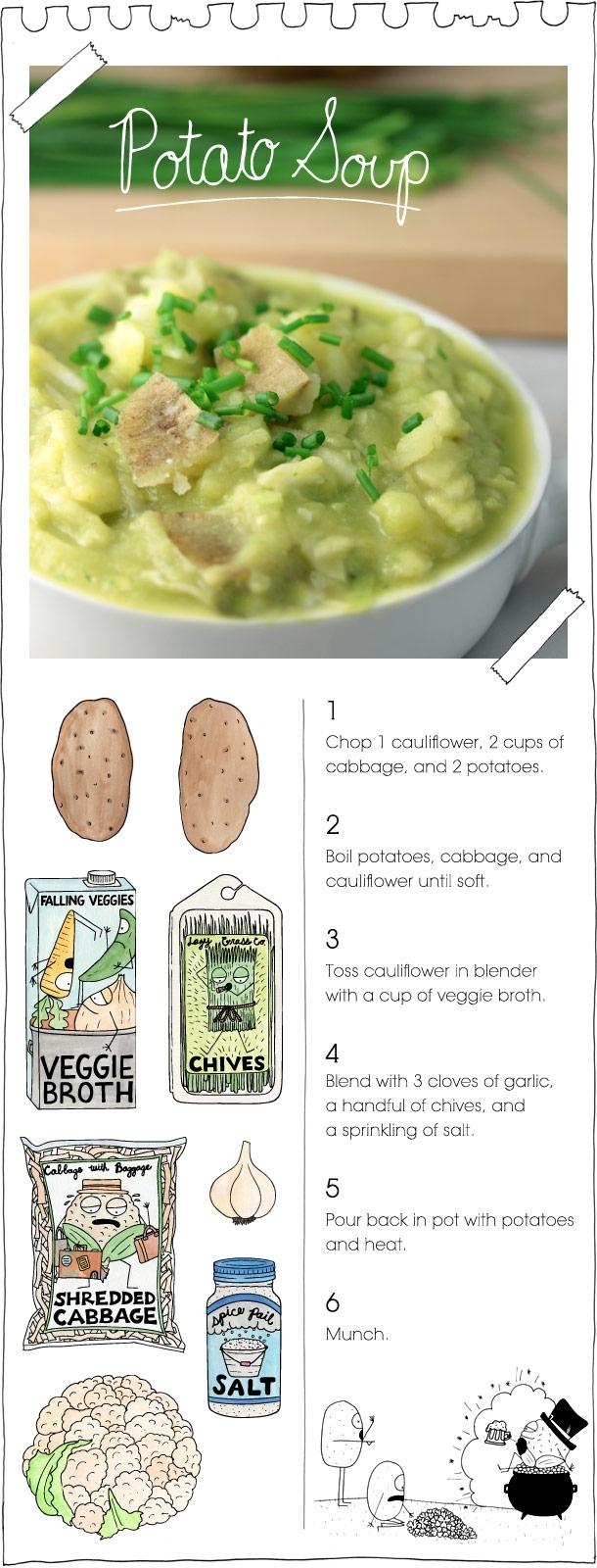 Vegan Potluck Picnic Dishes